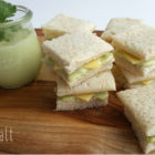 Easy sandwich with a Mexican twist